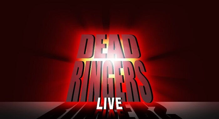 Dead Ringers Live at the Underbelly Wonderground