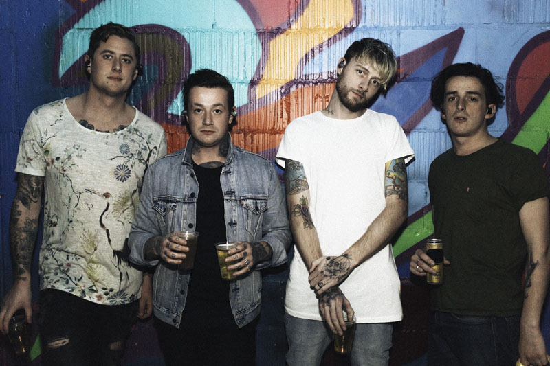 Deaf Havana, Tour, TotalNtertainment, News, Music
