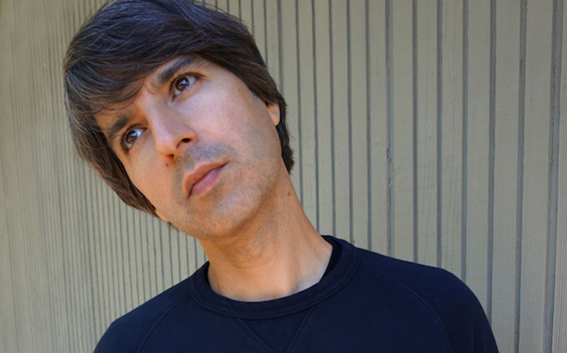 Demetri Martin, Tour, Comedy, TotalNtertainment, Manchester