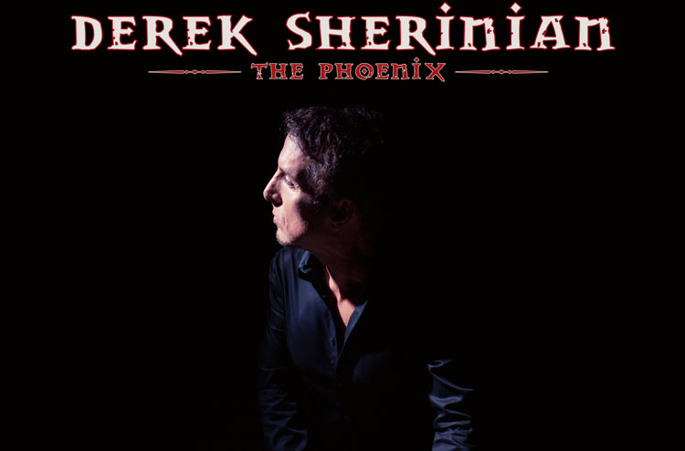 Derek Sherinian, Music, New Album, The Phoenix