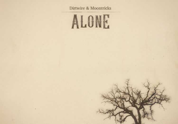 Dirtwire, Moontricks, Music, New Single, Alone, TotalNtertainment