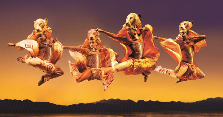 The Lion King is coming back to Manchester