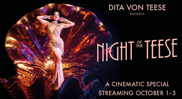 Dita Von Teese – 'Night Of The Teese'