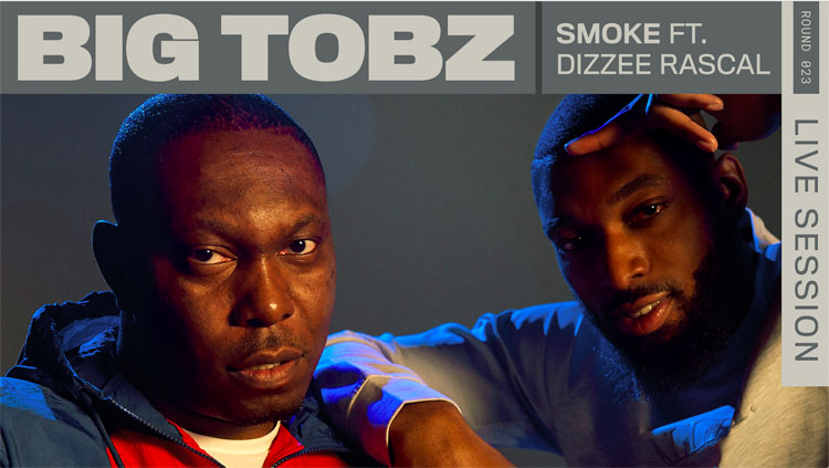 Big Tobz, Dizzee Rascal, New Single, Smoke, Music, TotalNtertainment