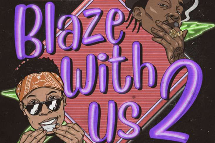Dizzy Wright, Demrick, Blaze With Us 2, Music, Rapper, New Album
