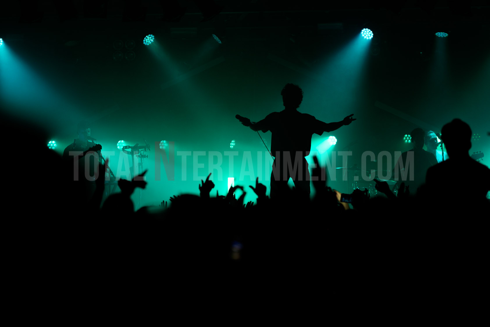 Don Broco, Liverpool, Jay Chow, Live, totalntertainment