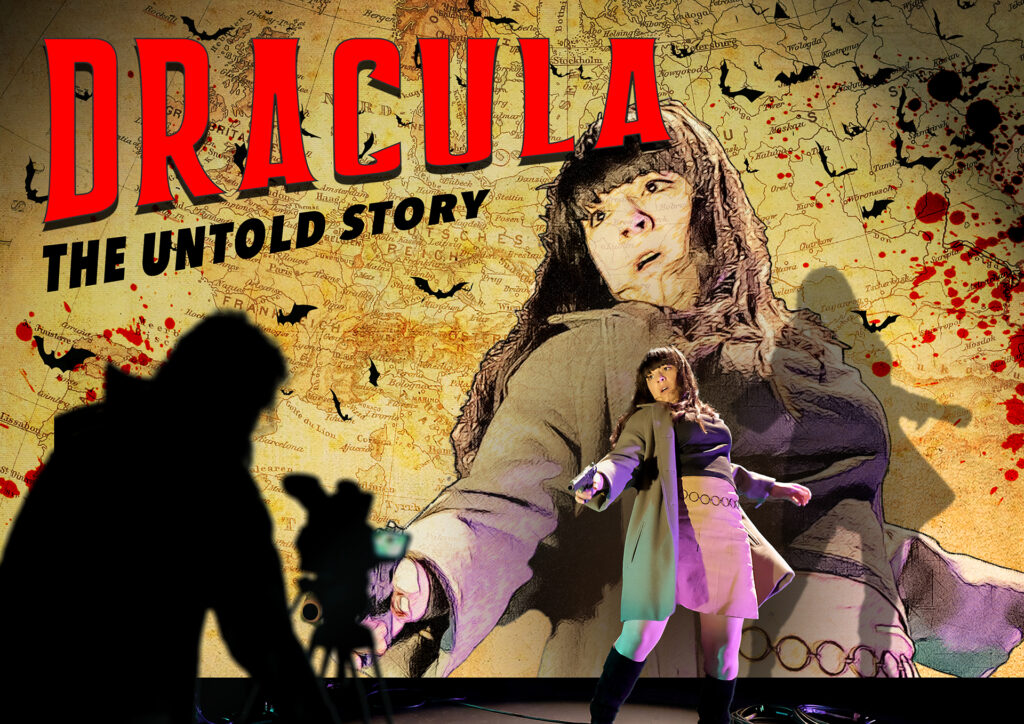 Dracula The Untold Story, imitating the dog, Theatre, TotalNtertainment, Leeds