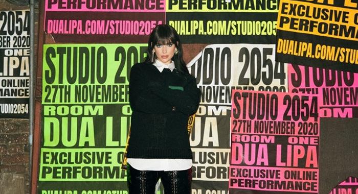 Elton John to join Dua Lipa at Studio 2054