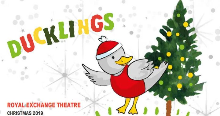 A Festive Reimagining of The Ugly Duckling