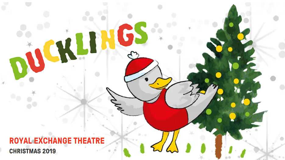 Theatre, Ducklings, TotalNtertainment, Manchester, The Royal Exchange Theatre
