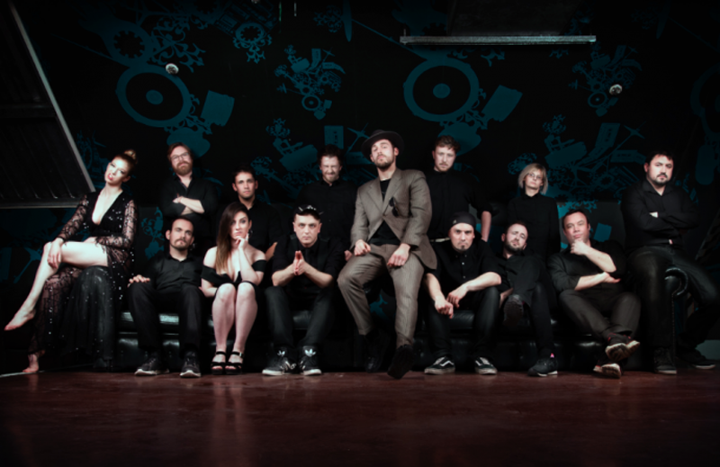 Dutty Moonshine, Big Band, Music, Jazz, TotalNtertainment, Manchester