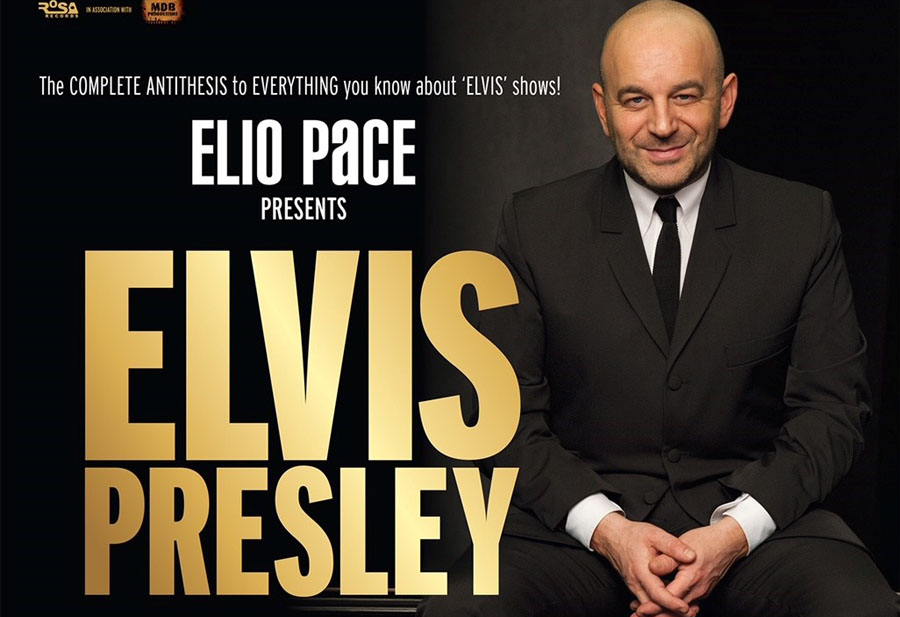 Elio Pace, Music, Liverpool, Elvis, TotalNtertainment