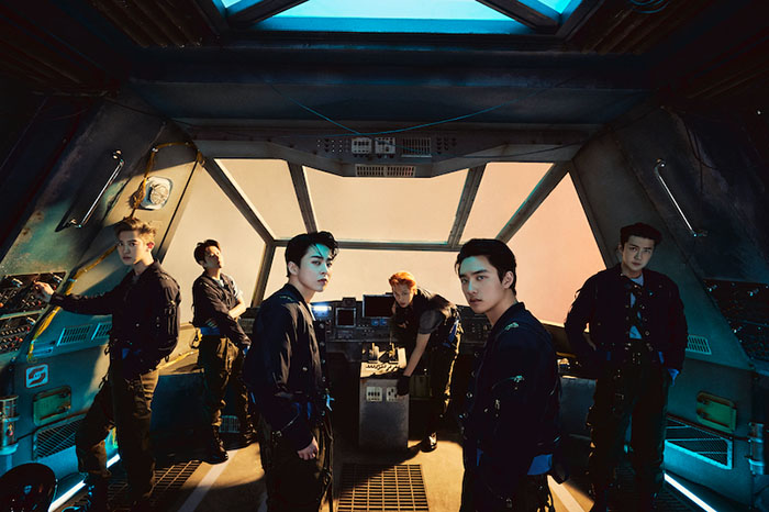 Exo, Music, K Pop, New Release, Don't Fight The Feeling, TotalNtertainment