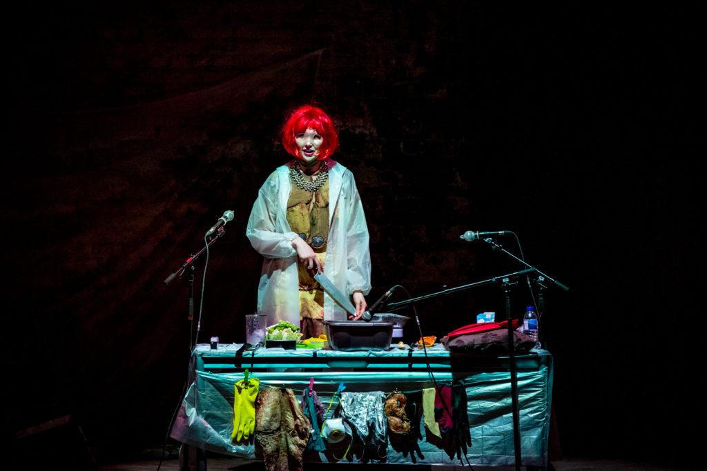 Elf Lyons, Comedy, Theatre, Digital Play, Gorgon, TotalNtertainment