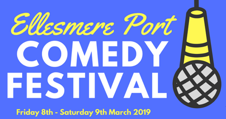 The First Ellesmere Port Comedy Festival Promises To Pack A Punchline