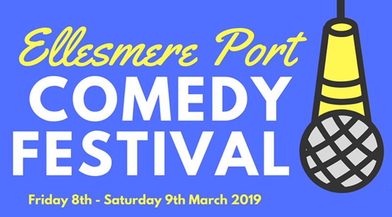 Ellesmere Port, Comedy, Festival, TotalNtertainment, Merseyside