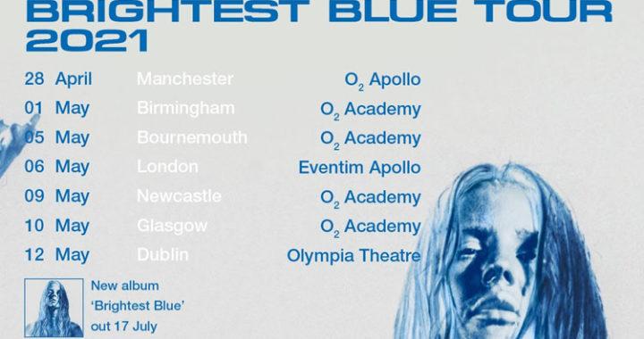 Ellie Goulding announces Brightest Blue Tour
