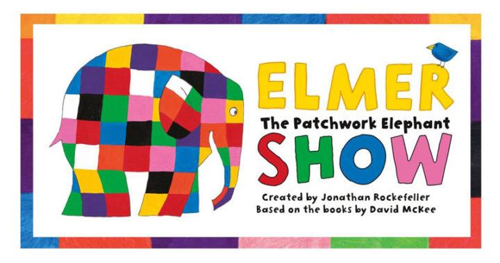 Elmer the Patchwork Elephant at York Grand