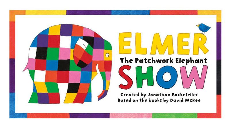 Elmer The Patchwork Elephant, Theatre, TotalNtertainment, York Grand