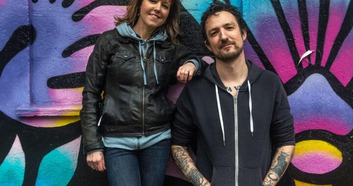 'Bound For Home' Emily Barker and Frank Turner