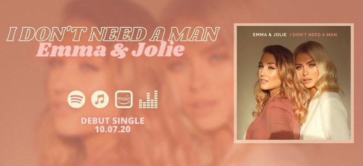 Emma & Jolie release debut single