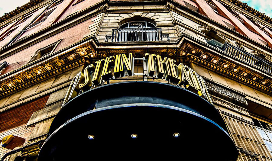 Epstein Theatre, Liverpool, TotalNtertainment, Productions, Events
