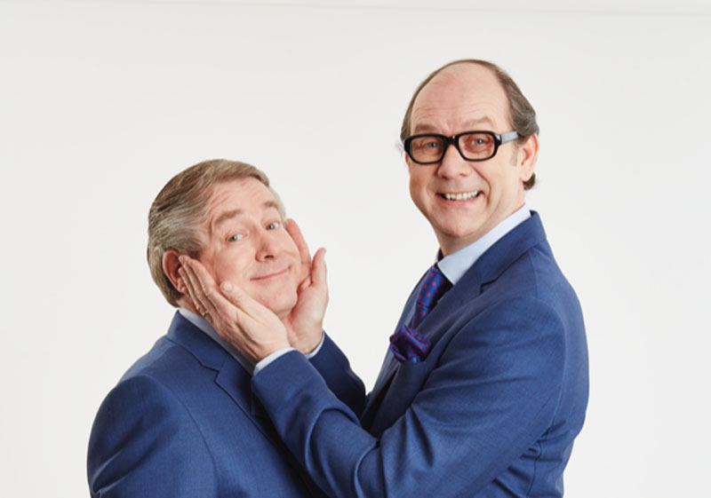 Eric & Ernie, Theatre, TotalNtertainment, Comedy, Morecambe & Wise