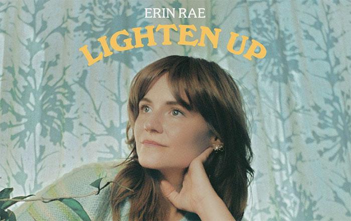 Erin Rae, Music News, New Album, Lighten Up, TotalNtertainment