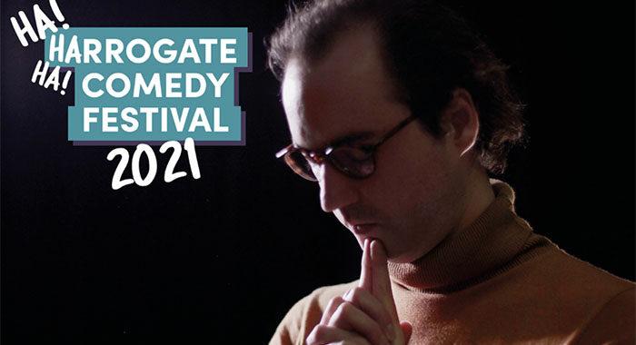 Eugene heads to Harrogate for Comedy Festival