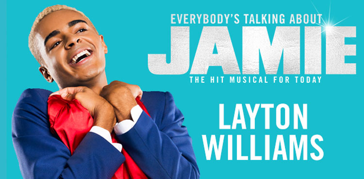 Layton Williams, Everybodys Talking about Jamie, Musical, Theatre, TotalNtertainment, Liverpool