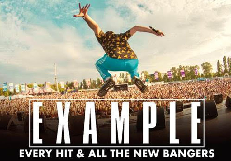 Example, Music, Tour, Manchester, TotalNtertainment