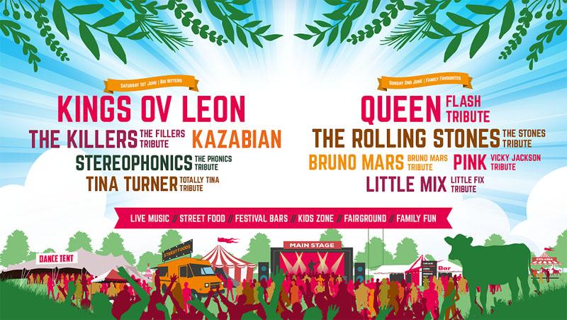 Cheshire Fest, Manchester, TotalNtertainment, Festival, Music, Tribute