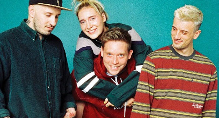 92 is the new track from Fickle Friends