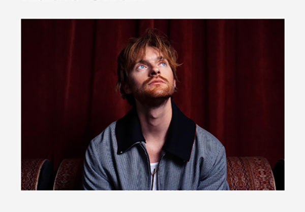 Finneas, At Home With, Apple Music, Interview, TotalNtertainment