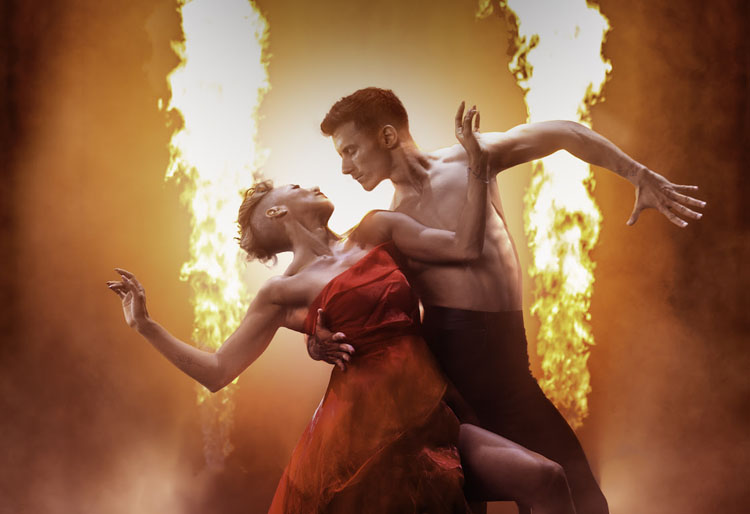 Firedance, Strictly Come Dancing, Theatre, TotalNtertainment, Sheffield