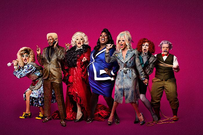 Flo & Joan, Comedy, Theatre, West End, TotalNtertainment, Death Drop