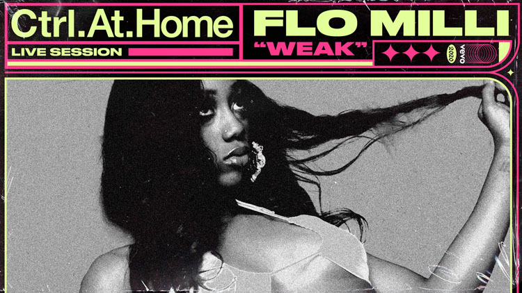 Flo Milli, Music, Weak, New Single, Vevo, TotalNtertainment