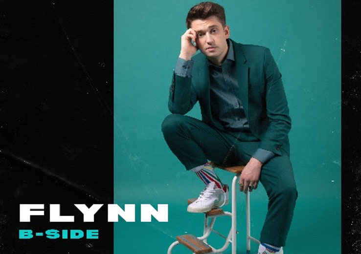 Flynn, Music, New SIngle, B Side, TotalNtertainment Irish