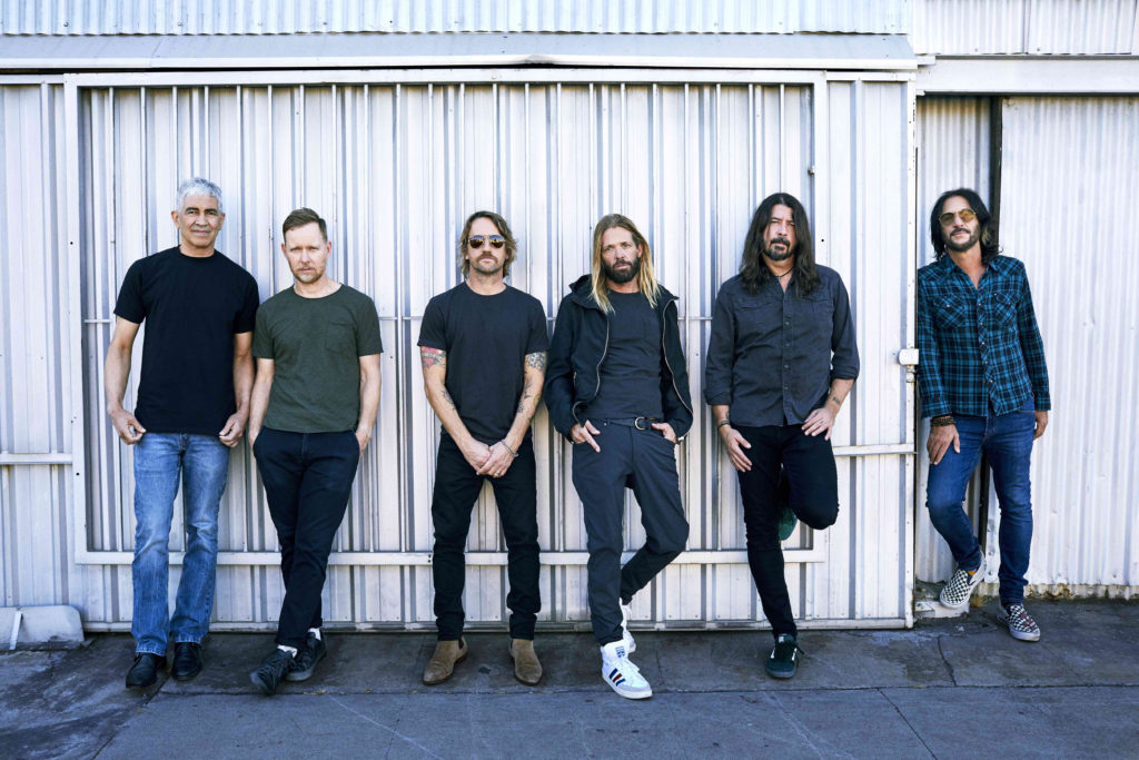 Foo Fighters, Waiting On A War, Music, New Single, TotalNtertainment