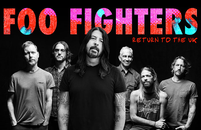 Foo Fighters, Music News, TotalNtertainment, Tour, Manchester