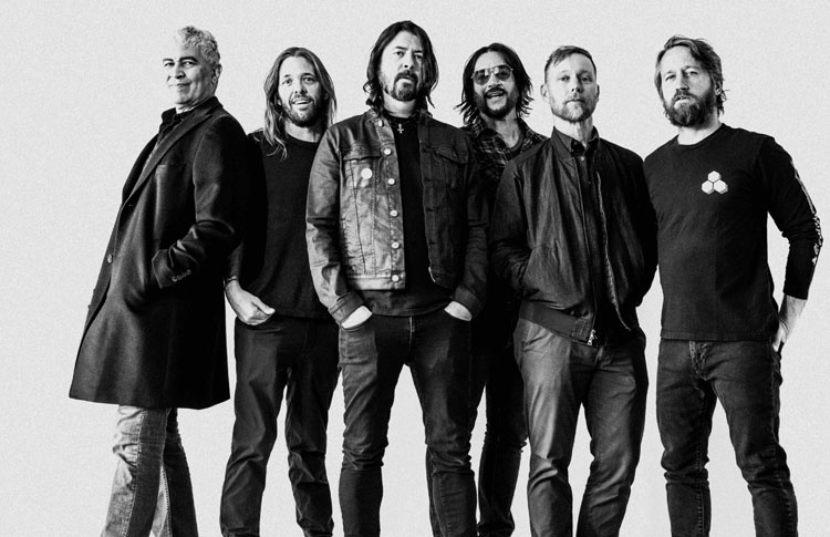 Foo Fighters, Music, Tour, TotalNtertainment, @5th Anniversary