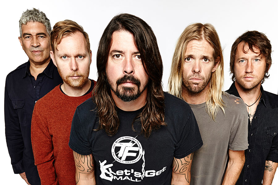 Foo Fighters, tour, Stadium, TotalNtertainment, Music, Rock