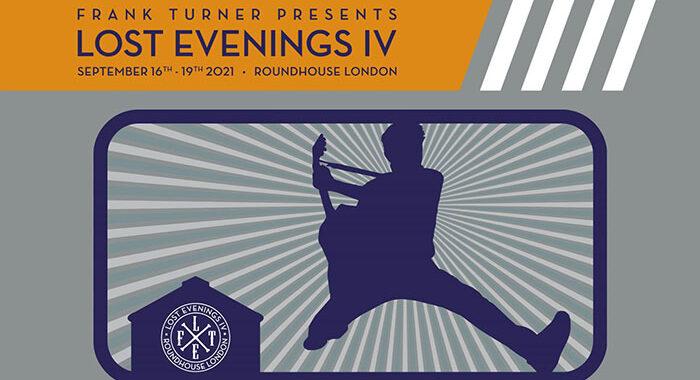 Frank Turner presents Lost Evenings IV