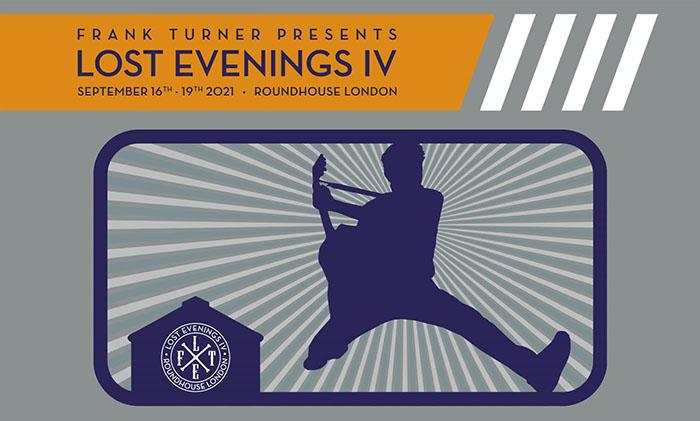 Frank Turner, Lost Evenings IV, Festival, Music, TotalNtertainment