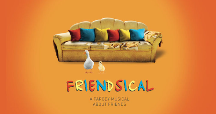 The Reunion we have all been waiting for 'Friendsical'