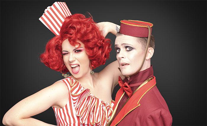 Frisky and Mannish, Comedy News, Cabaret, TotalNtertainment, PopCorn