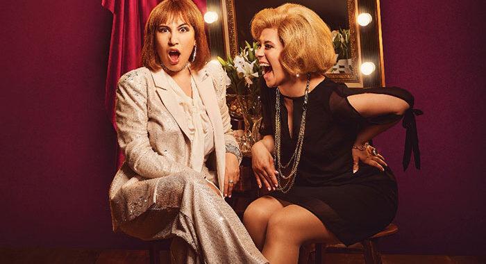 'The Funny Girls' bringing together 2 legendary talents