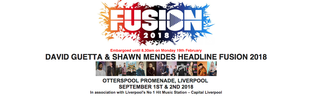 Fusion, Festival, Liverpool, totalntertainment, music, live event