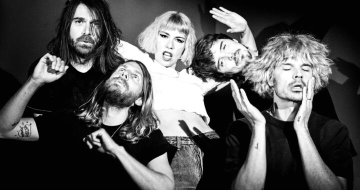 'Oxygen Swimming' new release from Grouplove
