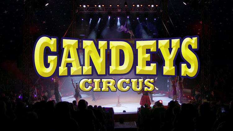 Gandeys Circus, Tour, Liverpool, Theatre, TotalNtertainment